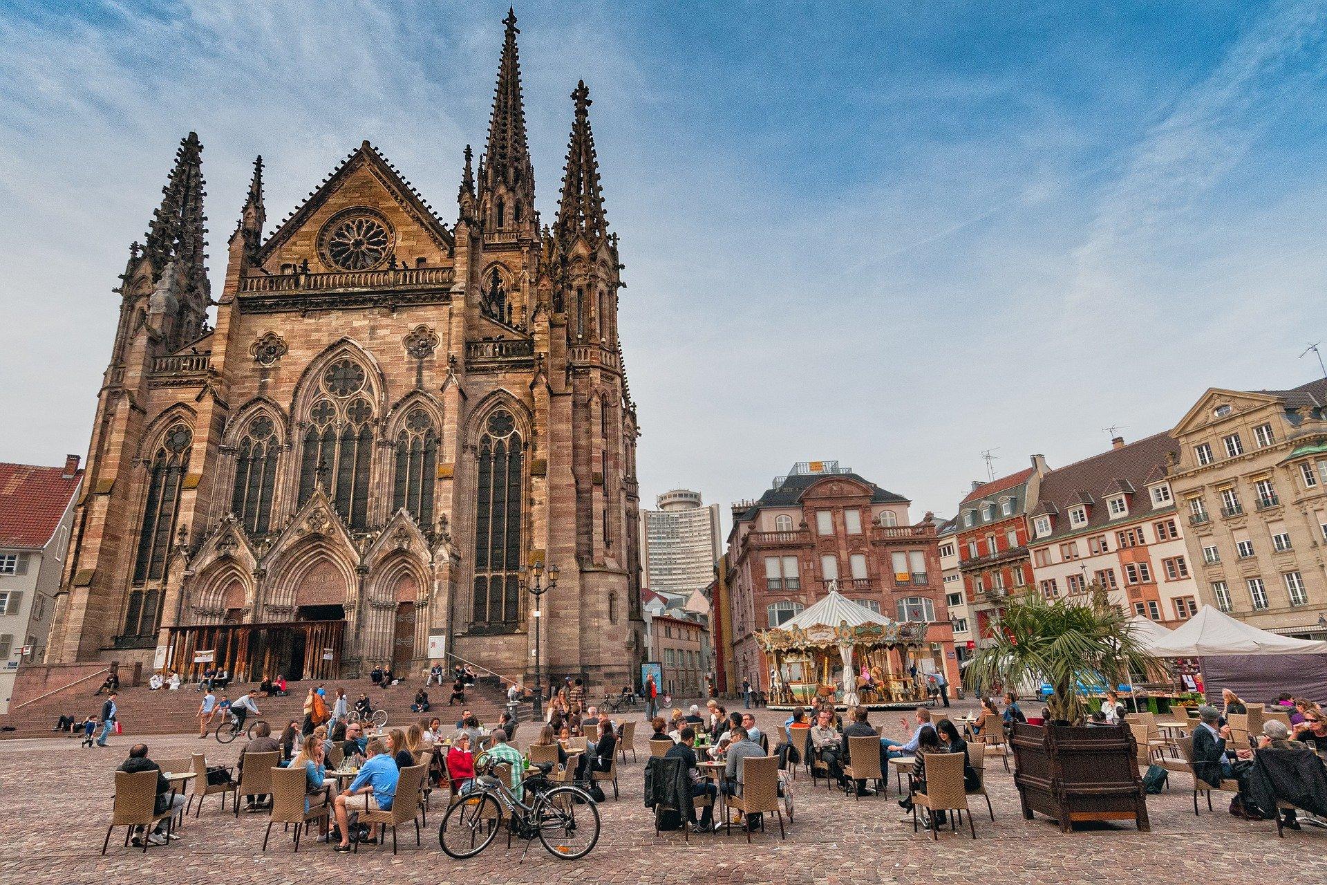 cathedrale-visite privée-Strasbourg-Alsace-France
