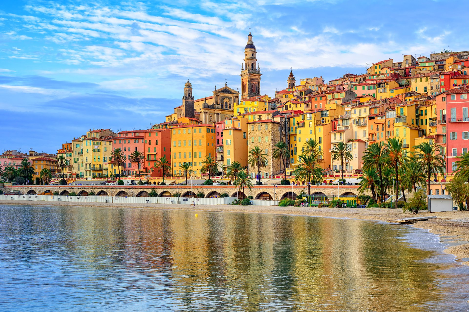 city of Menton