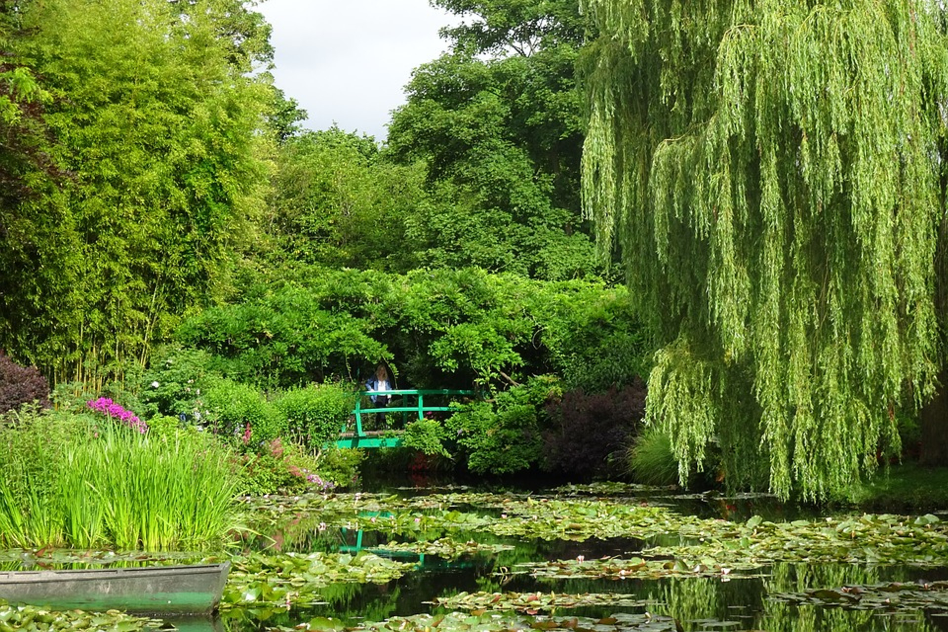 Honfleur-giverny-normandy-claude monet-private tour-excursion