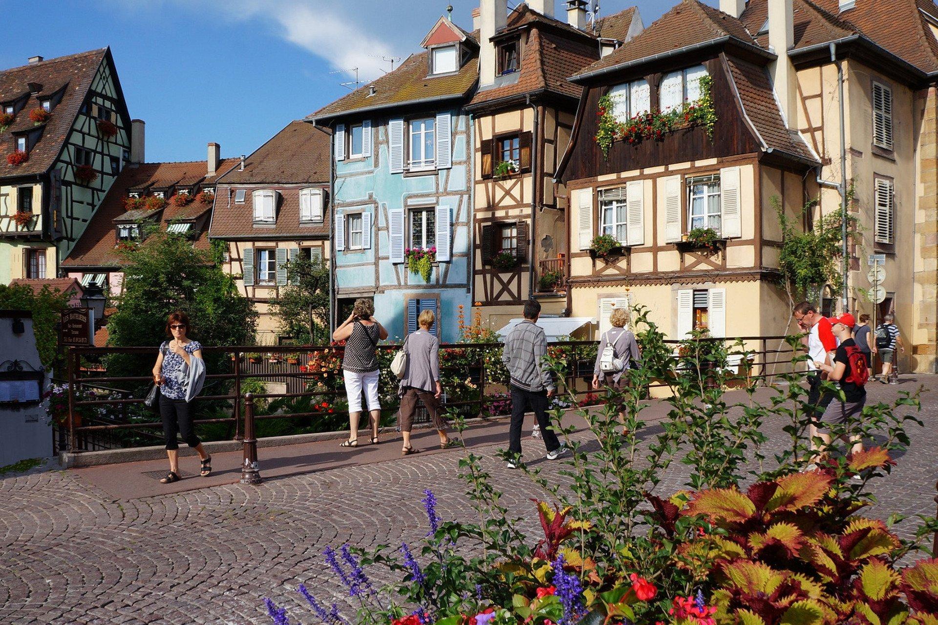 visite privée-ville-Colmar-Alsace-France