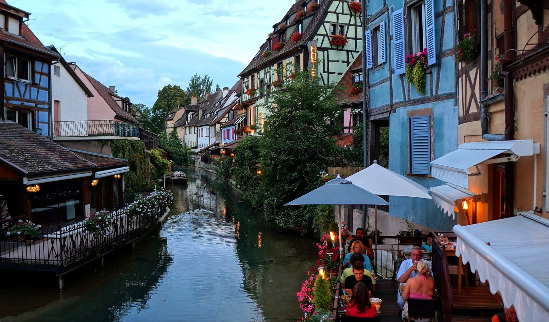 private tour-old-town-Colmar-Alsace-France