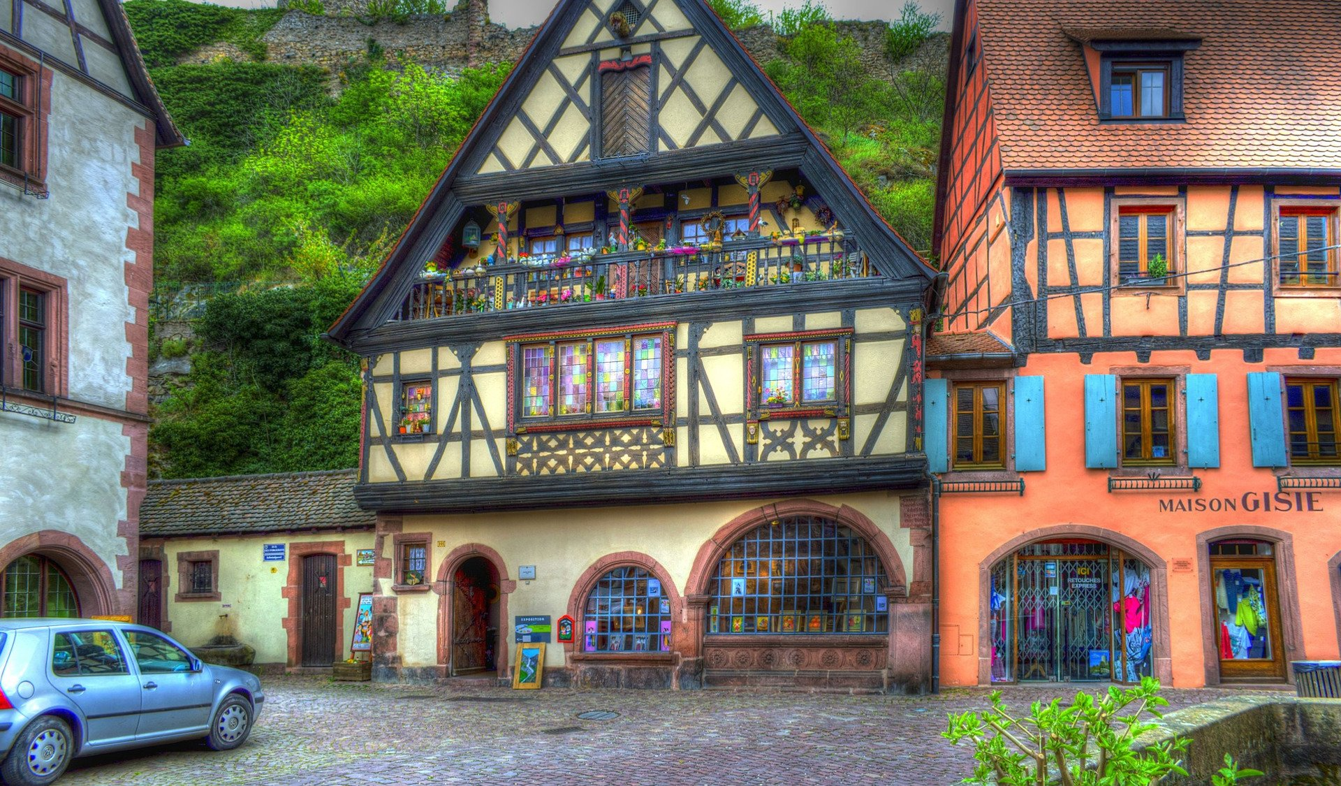 Kayserberg-private tour-Alsace-France-Colmar