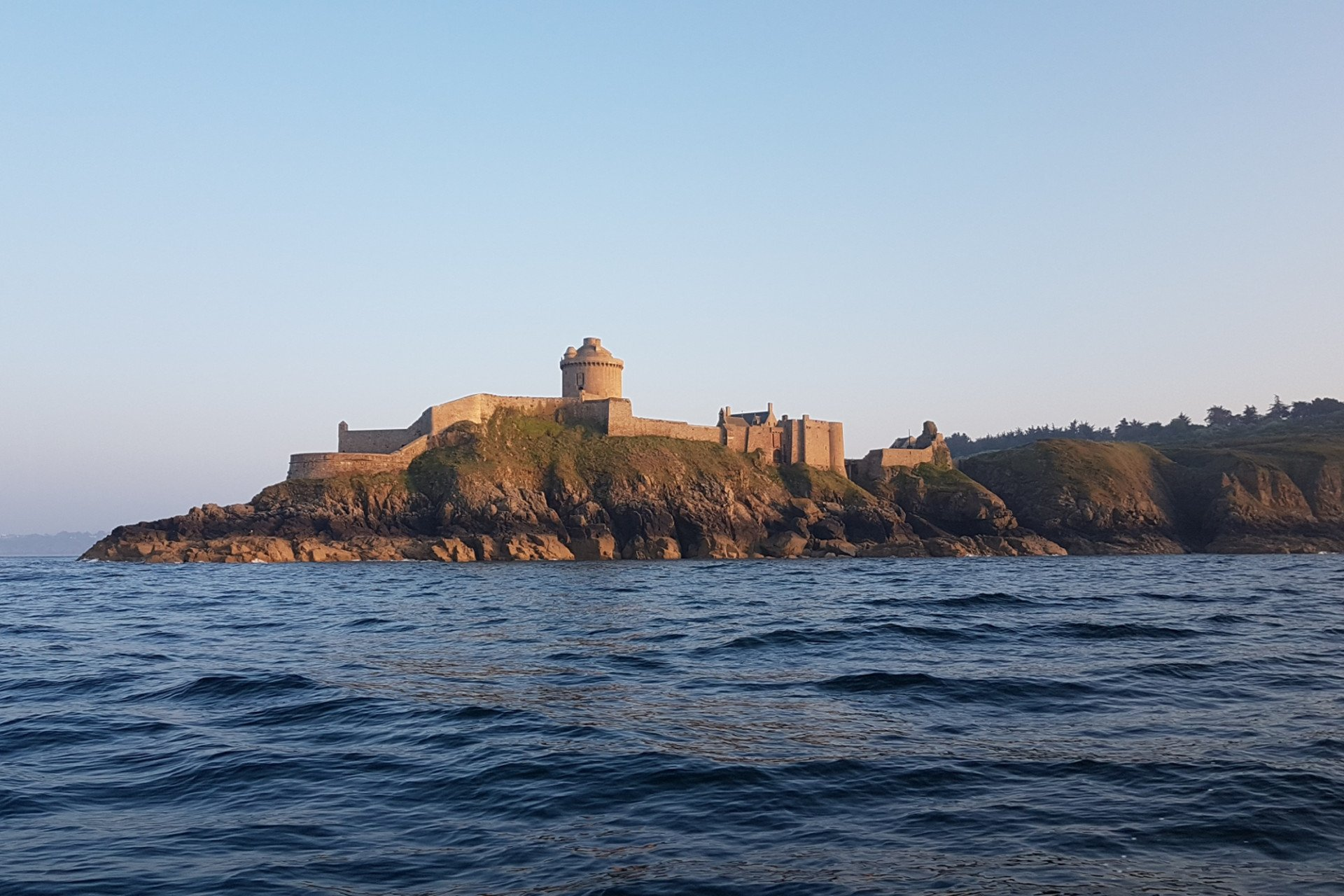 fort de la latte near cap frehel