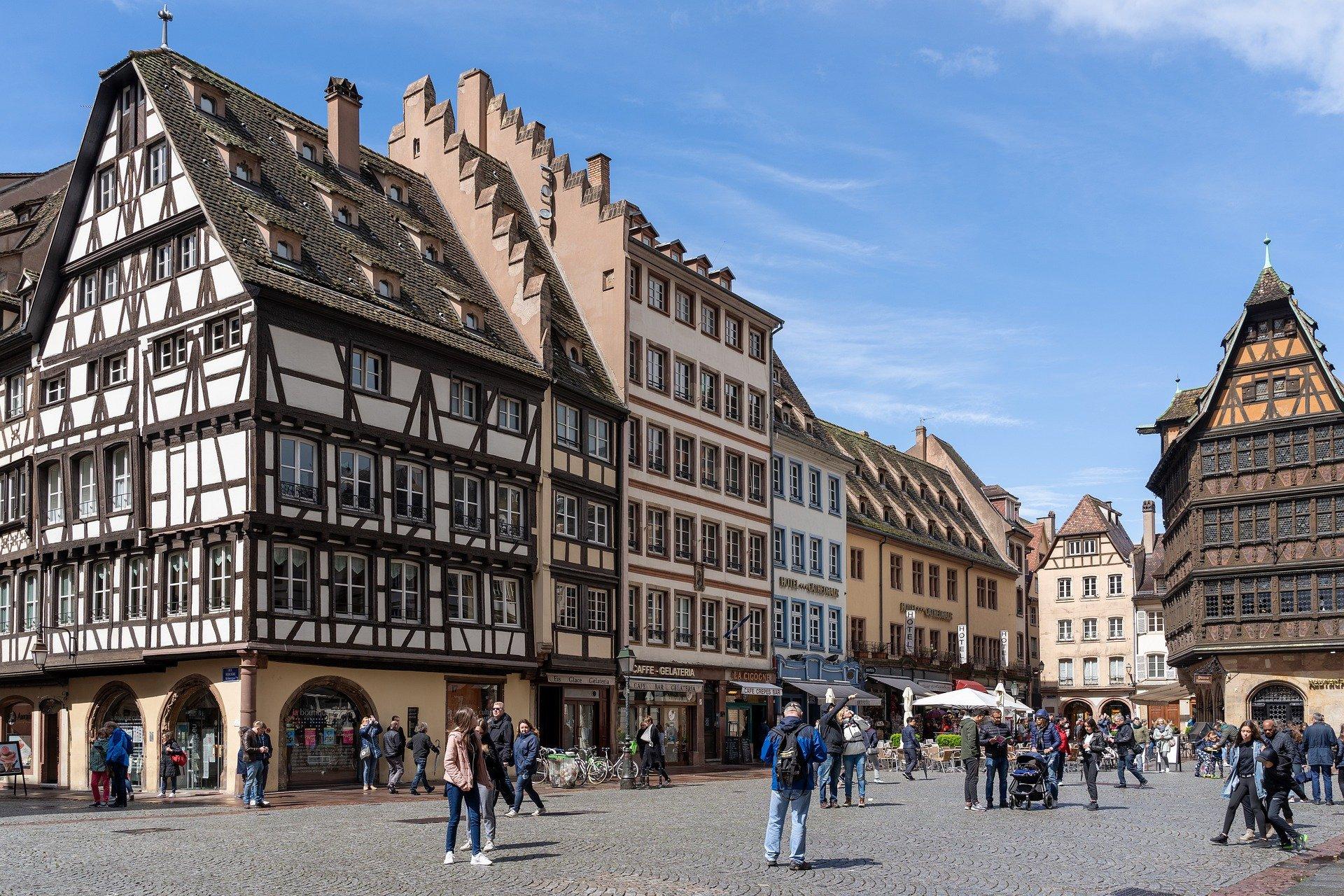 ville-visite privée-Strasbourg-Alsace-France