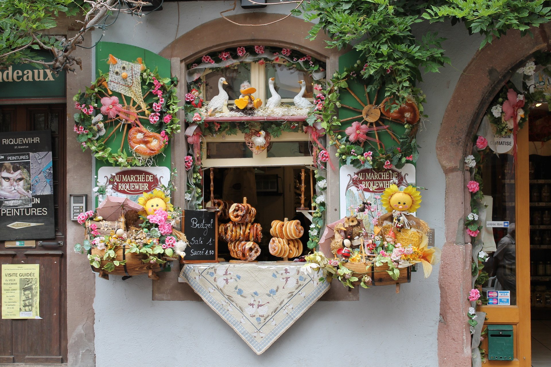 pretzel-private tour-Colmar-Alsace-France