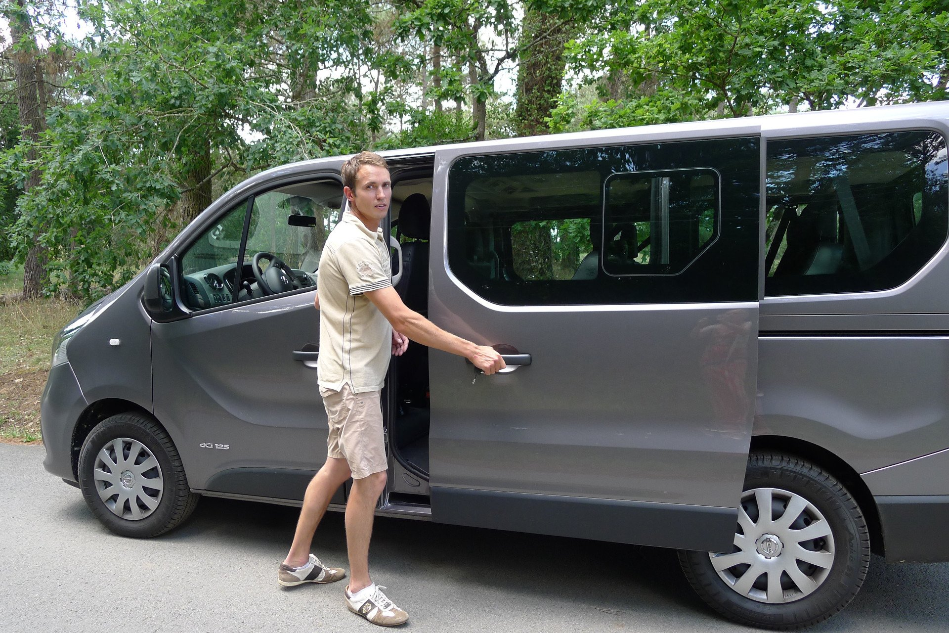 minivan-guide privé-tour privé-Morbihan-Bretagne-France