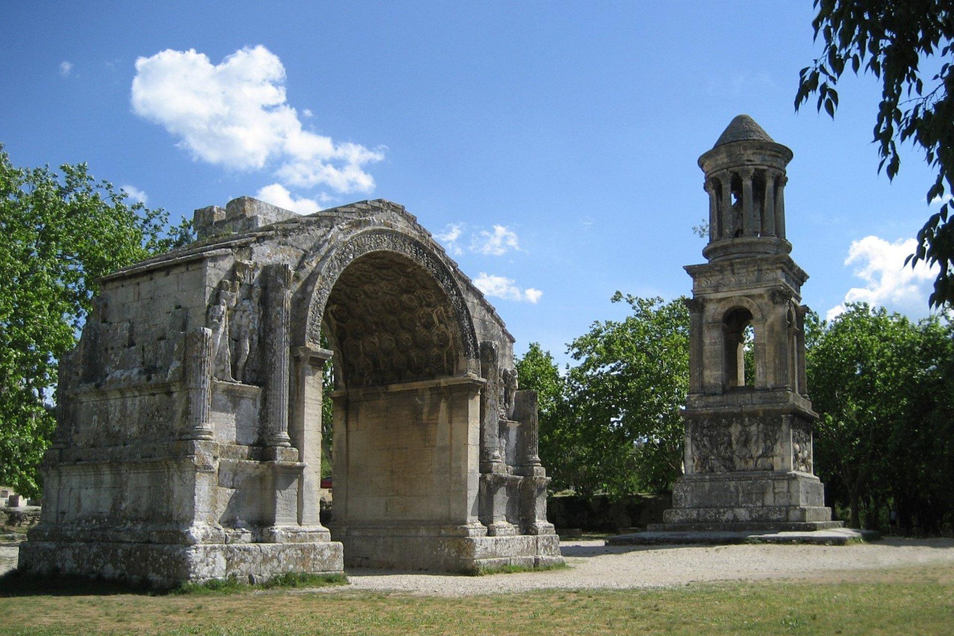 Sîte archéologique de Glanum